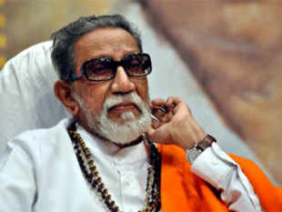 Late last night, Shiv Sena executive president Uddhav Thackeray said his father's health was improving and stable.