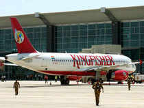 The management of grounded Kingfisher Airlines made a desperate plea to the aviation ministry on Thursday for restarting operations.