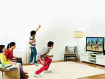 Microsoft calls Nat Geo TV game a two-way TV experience, and not without good reason. Leveraging the power of the Kinect sensor, it allows children (ideally age 10 and older) to learn more about animals – by actually becoming one.