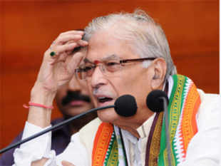 Public Accounts Committee (PAC) chairman and BJP senior leader Dr. Murali Manohar Joshi. (BCCL)