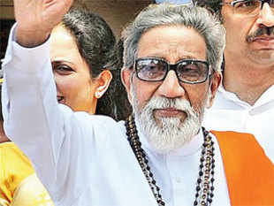 The future of Sena without the larger-than-life presence of Thackeray, Uddhav Thackeray's leadership qualities and the relations between warring cousins, Raj and Uddhav.
