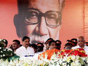 It might be worth trying to understand Bal Thackeray, and the country at large, on their own terms