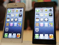 In its new avatar, the iPhone 5 is both sleeker (7.6 vs 9.3mm) and lighter (112 vs 140 grams) than the iPhone 4S. Instead of the delicate glass back