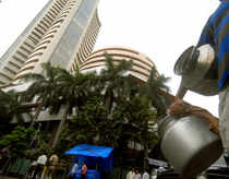 At 10:30 a.m.; the 50-share index was at 5,573.25, down 0.80 points or 0.01 per cent. It touched a high of 5,592.75 and a low of 5,557.20 in trade so far. The Sensex was at 18,331.20, up 21.83 points or 0.12 per cent. It touched a high of 18,386.78 and a low of 18,276.81 in trade so far.