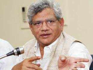 """If the no-confidence motion is moved, we would want it to be carried"", Yechury said."