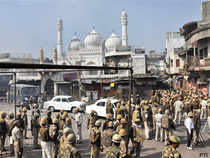 The state government has informally told the Centre that they have lodged 55 cases related to the Faizabad communal riots and arrested 144 persons, but has so far submitted no report to the Centre on why the riots could not be controlled in time.