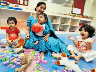 A professionally-managed daycare facility might be a small trade-off for an organisation to retain its talent