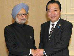 Singh and Noda, who met on the sidelines of East Asia Summit, shared the view that the relationship between the two countries were warm.