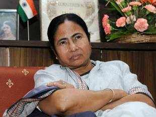 """""""I do not support the ideologies of either the BJP or the CPM. But at the same time, I want to say that not all Left leaders are bad"""", said Mamta Banerjee."""