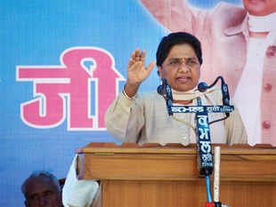 """Asked whether she will support Mamata Banerjee led TMC's no-confidence motion, she said, """"First government should decide under which rule, then we will decide on it."""""""