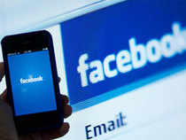 Indian teens spend 86% of their time daily on Facebook followed by 54% on Twitter, a survey by McAfee said.