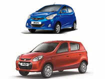 Both the cars operate in extremely price sensitive small car category which has seen negative growth on account of high petrol price.