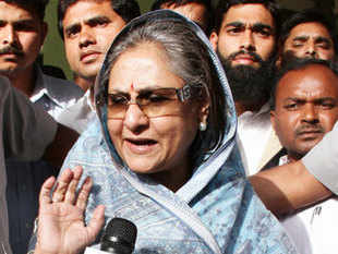 """I think this is absolutely wrong and this should not be done. This is absolutely ridiculous. People have been waiting for 30 years for getting promoted and working hard for it, what will happen to them,"" SP MP Jaya Bachchan told reporters here."