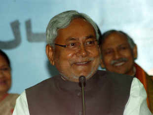 Nitish Kumar supports vote on FDI