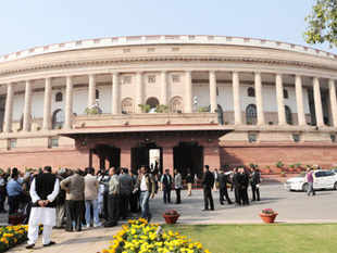 Parliament adjourned after uproar over FDI