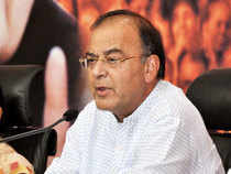 """Replying to a question about Jethmalani, who has been suspended from the party, Jaitley said, """"I don't think he (Jethmalani) deserves the reply any more""""."""