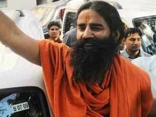 A demand notice has been sent by authorities to trusts run by Ramdev for alleged service tax evasion on about Rs one crore received from a private TV broadcaster for airing his programme on Yoga.