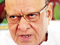 The Dalit leader, who was in Shankersinh Vaghela's camp, had sought a ticket from Danilimda but was denied