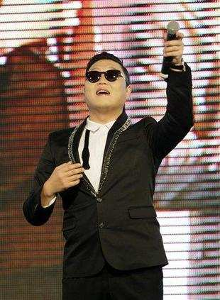 Gangnam, was originally made by South Korean pop star Psy, based on the place name of a posh and brash suburb in South Korea. (AP photo)