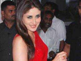 Kareena Kapoor is yet to watch her own film 'Talaash' and is planning to catch the movie with husband Saif Ali Khan once he is free from his work commitments