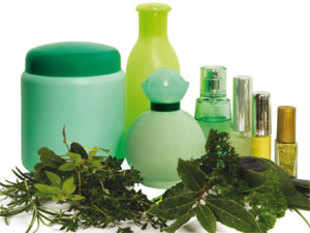 A large chunk of people are spending on herbal cosmetics in order to take care of their skin and hair which is giving rosy business growth to herbal products players in the market.