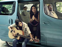 While cars in this segment are typically clunky, people and goods haulers, wandering from city-to-city and state-to -state, Nissan has tried to push the envelope on the latest entrant, using music as a differentiator.