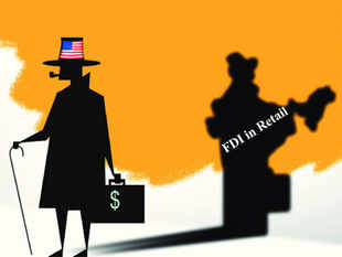 FDI in retail will boost India's industrialisation and give modernity a thumbs up.