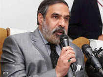 """""""The Government of India has taken a view to make available this land for use to the Government of Maharashtra for the construction of a befitting memorial,"""" Textiles Minister Anand Sharma said in identical statements in the Lok Sabha and the Rajya Sabha today."""