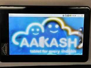 The recently developed Aakash-2 tablet is for the purpose of testing and empowerment of teachers, the government told Lok Sabha today.