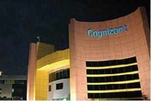 Nasdaq-listed IT firm Cognizant today said it will pay its senior executives 100 per cent performance-linked stock options if the company's revenues touch $8.51 billion in fiscal year 2013.