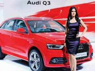 Audi to introduce more top-tier cars and SUVs to corner a larger share of the country's luxury vehicles segment.