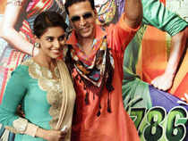 Khiladi 786 seems to be a conscious attempt by Akshay Kumar to regain his khiladi brand after more than a decade