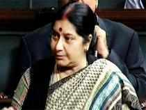 Centre's failure on price rise has snatched peoples' meal: Sushma Swaraj
