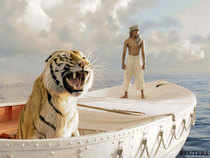 """""""Life of Pi is a film that truly epitomizes the ethos of DIFF's 'Bridging Cultures' mandate. Shot in India, Canada and Taiwan, the epic 3D adventure follows young Pi in a breathtaking debut performance by Suraj Sharma, who we are honored to welcome to Dubai and the Festival..."""