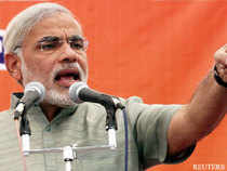 Election 2012 in Gujarat, the laboratory of Hindutva politics, like the previous two polls, is all about Modi and the larger than life image he has created of himself.
