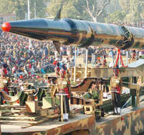 """ITR Director MVKV Prasad said, """"It was a practice trial conducted by the Strategic Force Command of the Indian Army."""" (File photo)"""