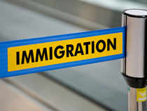 Indians accounted for the highest immigration into the UK of any ethnic group during the decade to end-2011, beating the Irish, who slipped three slots to fourth position