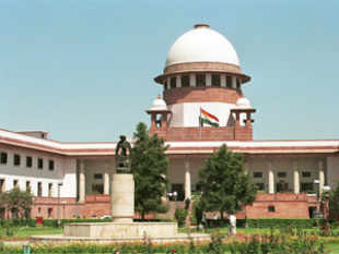 In Pic: Supreme Court of India (BCCL)