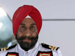 Besides making the turban an official alternative to the bearskin, the British army would do well to borrow a few more headdresses from the Indian army, which are on parade every Republic Day in all their glorious diversity.