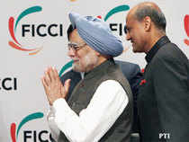 "Singh said the recent steps by the government were only the ""beginning of a process"" to revive the economy and take it back to its growth rate of 8-9 per cent."