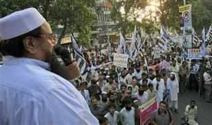 JuD chief Hafiz Saeed raises pitch against MFN status to India