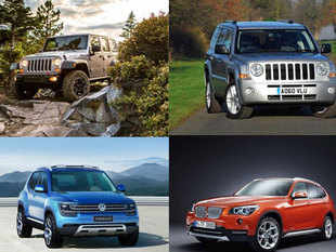 An entire fleet of Jeep branded products that will make their way into the country's premium SUV space in late 2013