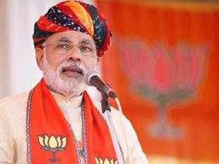Two states, four scenarios, but all eyes on one man - Narendra Modi