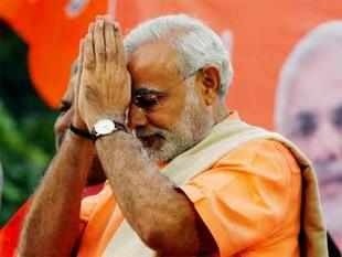 Those who expected election results to serve as a tidal wave for PM's post, have been disappointed.