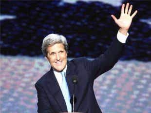 69-year-old Kerry is currently the chairman of the powerful Senate Foreign Relations Committee