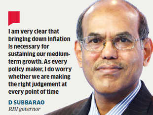 RBI's 2012 policy rates: What makes Subbarao click?