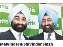 Fortis promoters to raise Rs 900 cr by selling 16.5% stake through offer for sale