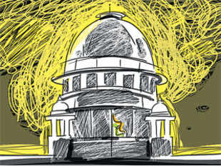 """This week's """"Poke Me"""", invited your comments to debate on 'Why the Supreme Court is not so devoid of blemish'. Here are the selected opinions that were published in the ET print edition on Saturday."""