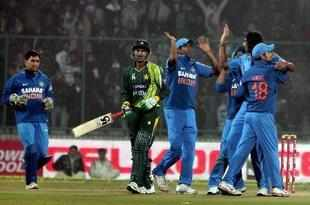 Ind vs Pak: India deny Pakistan clean sweep, win thriller at Kotla