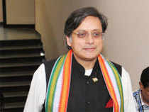 Biennale can promote communal harmony: Shashi Tharoor